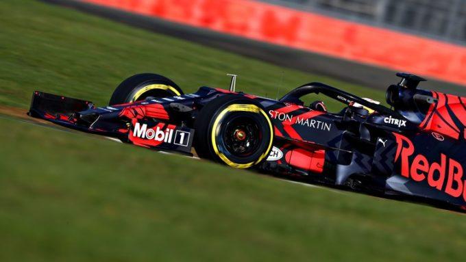 F1 2019, Red Bull vuole volare