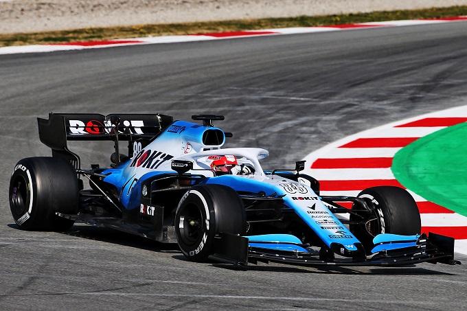 """F1   Williams, Kubica: """"Stiamo attraversando un momento poco felice, ma non sono preoccupato"""""""