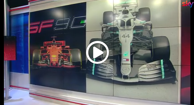 F1 | Ali Ferrari e Mercedes a confronto [VIDEO]