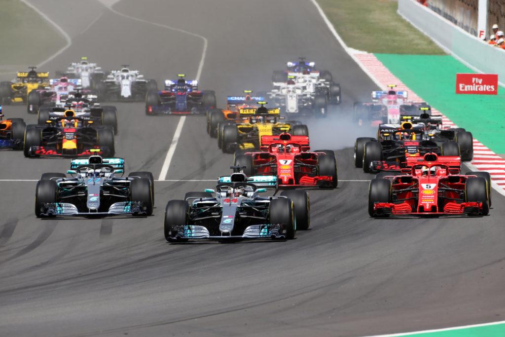 F1 | Da domani primi test 2019 a Barcellona