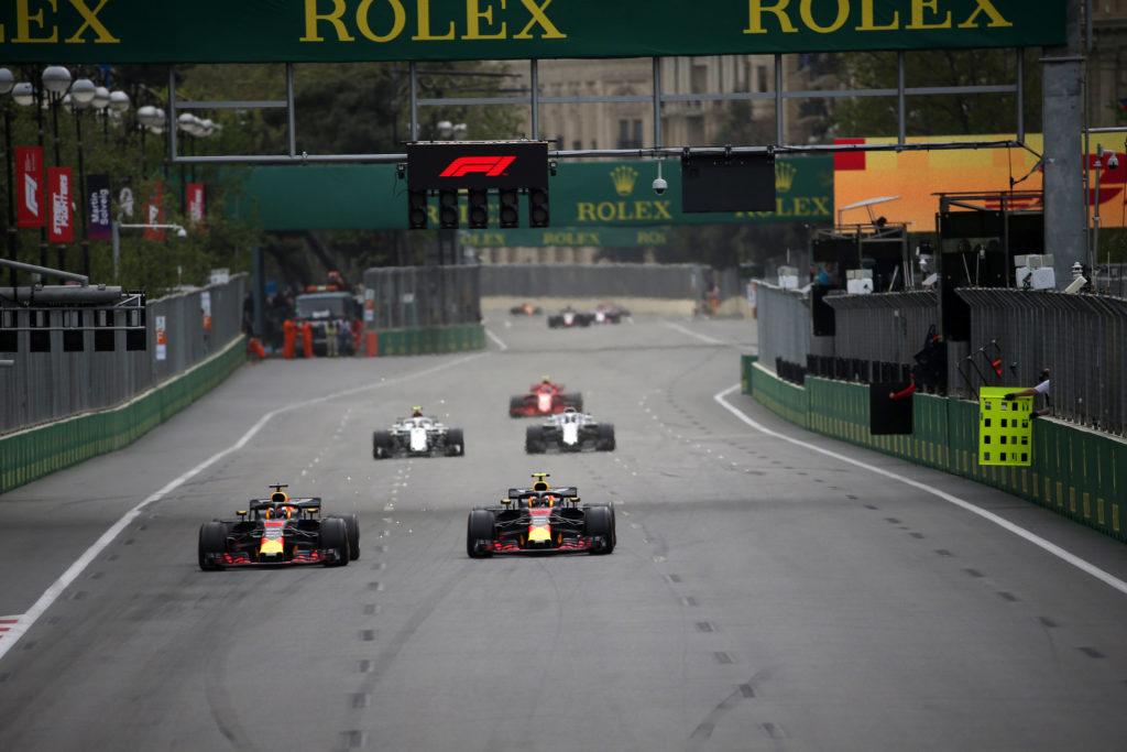 F1 | Baku soddisfatta del nuovo accordo con Liberty Media fino alla stagione 2023