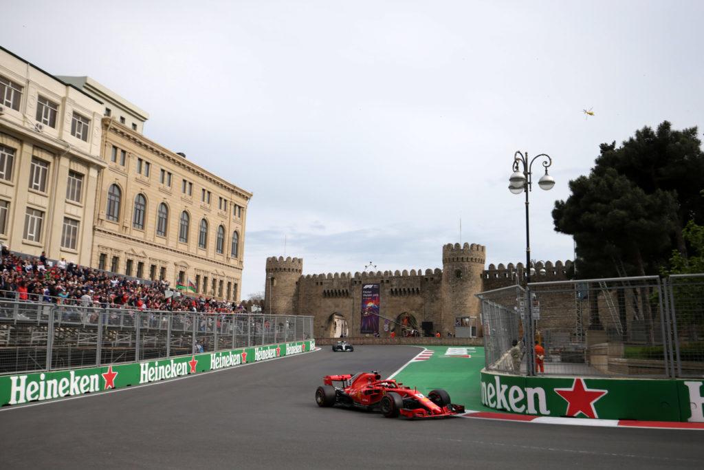 F1 | Baku confermata in calendario fino alla stagione 2023