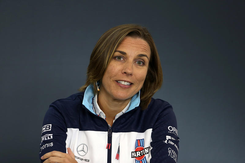 F1, Claire Williams: