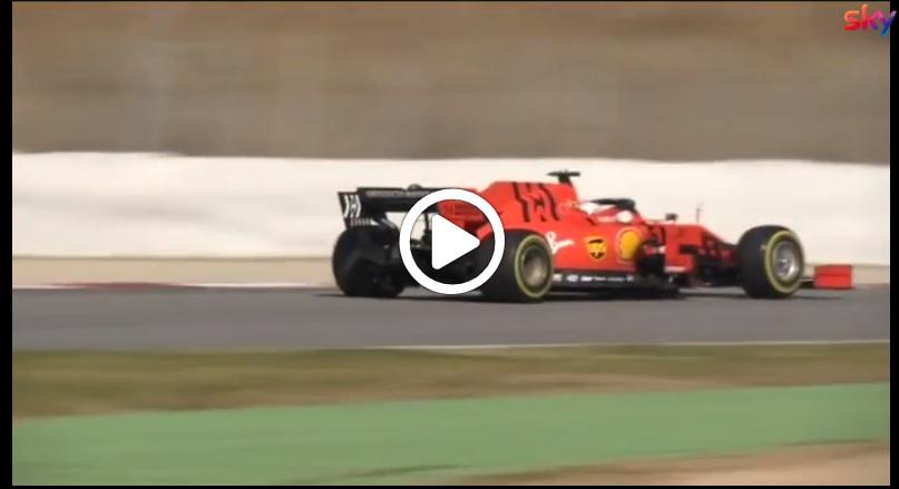 F1 Test | Barcellona, le immagini più belle della quinta giornata di test al Montmelò [VIDEO]