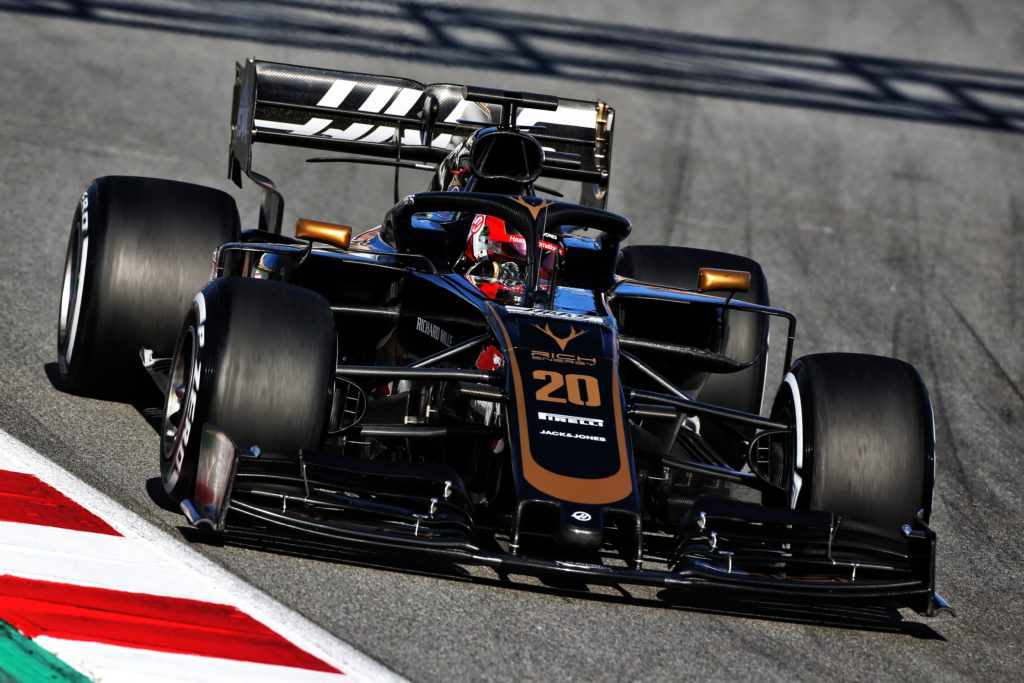 "Test Formula 1 | Haas, Magnussen: ""Giornata molto positiva, la macchina è affidabile"""