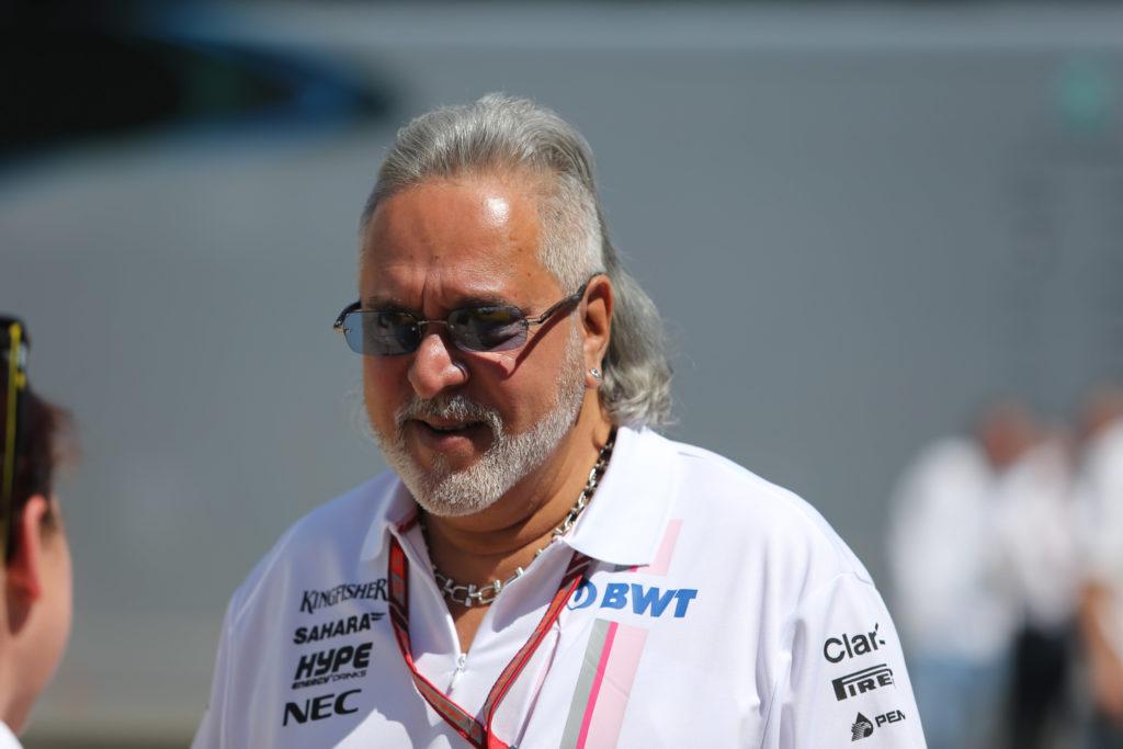 F1 | L'Inghilterra approva l'estradizione di Mallya