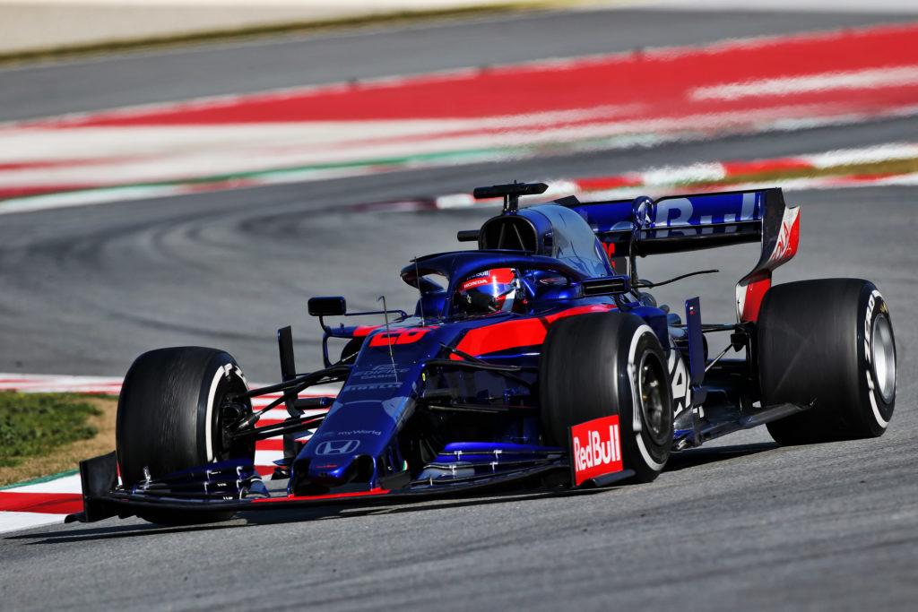 "Formula 1 Test   Toro Rosso, Kvyat soddisfatto: ""E' stata una giornata produttiva"""