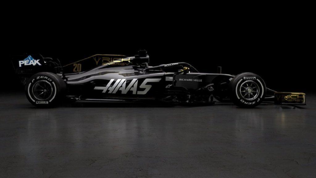 F1 | La nuova Haas rompe con il passato: l'evoluzione della livrea dal 2016 ad oggi [FOTO]