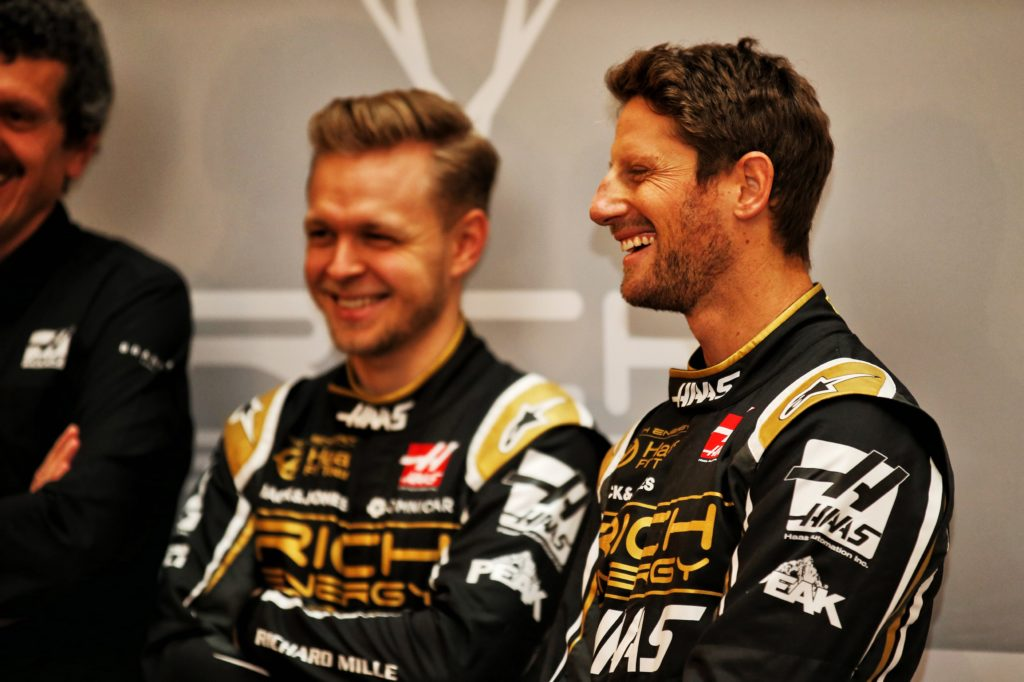 """Formula 1   Haas, Magnussen e Grosjean scherzano sul nuovo peso minimo: """"Nessuno di noi assomiglierà ad Hulk"""""""
