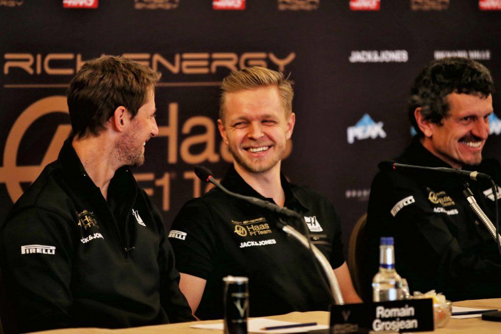 Formula 1   Haas, Magnussen e Steiner difendono le provocazioni lanciate da Rich Energy