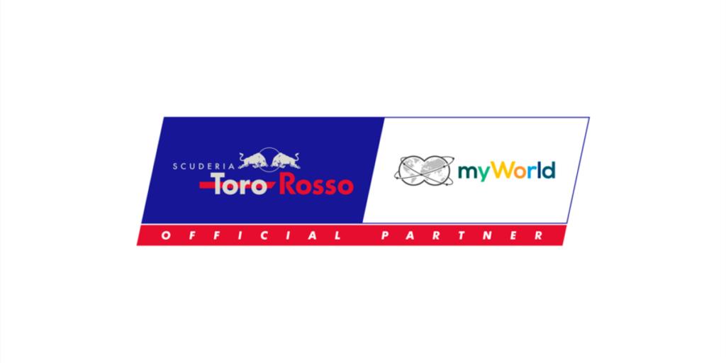 F1 | Toro Rosso conferma una partnership strategica con MyWorld