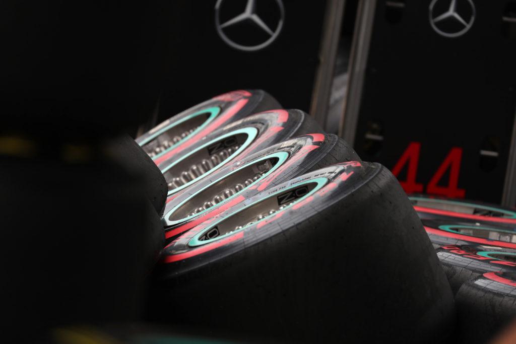 Formula 1   Confermate le colorazioni dei pneumatici per i test di Barcellona