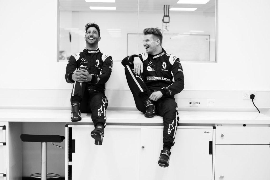 F1 | Svelate le prime immagini di Daniel Ricciardo con i colori del team Renault