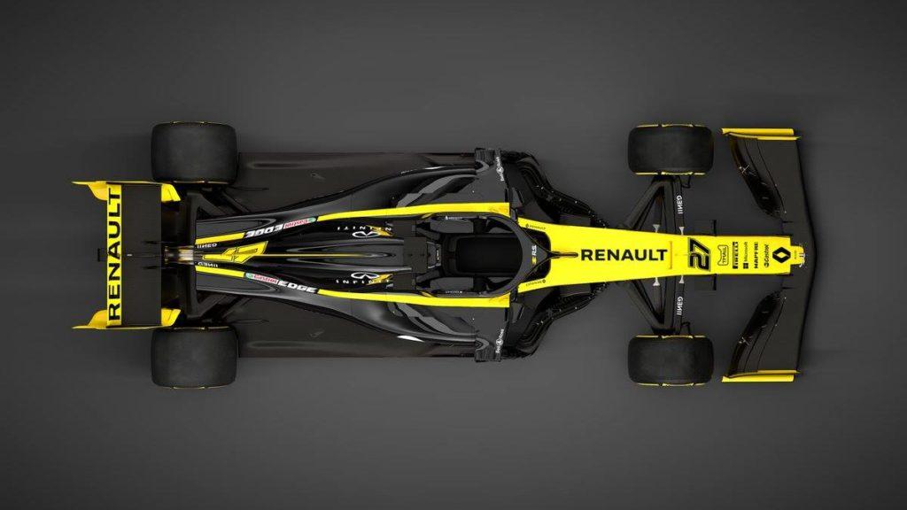 F1 | Renault RS19 Tech Specs: le novità più importanti risiedono sotto il cofano