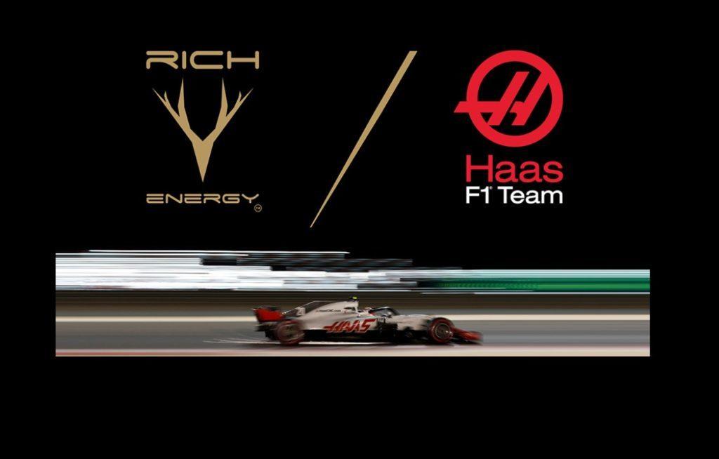 Formula 1 | Haas anticipa su Twitter i colori della nuova livrea Rich Energy?