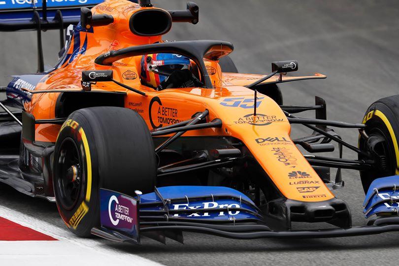 Test F1 Barcellona 2019, Sessione 2: Sainz al comando, paura per Vettel