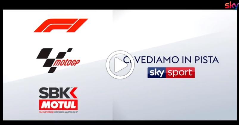 F1 | La stagione Motori 2019 su Sky: mai così ricca e completa [VIDEO]