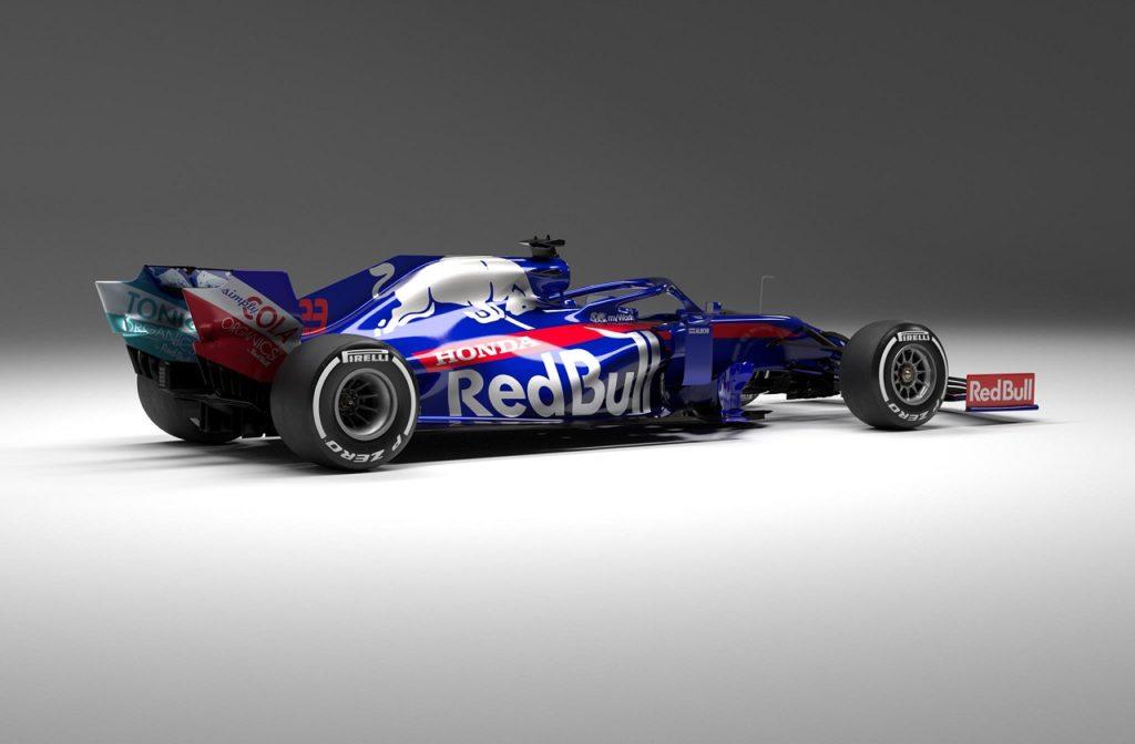 F1 | Toro Rosso Honda STR14 Tech Specs: tanta Red Bull nella nuova monoposto della Scuderia di Faenza