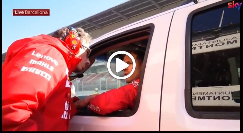 F1 Test | Dall'incidente di Vettel al miglior tempo di Sainz: il punto sulla sesta giornata di test a Barcellona [VIDEO]