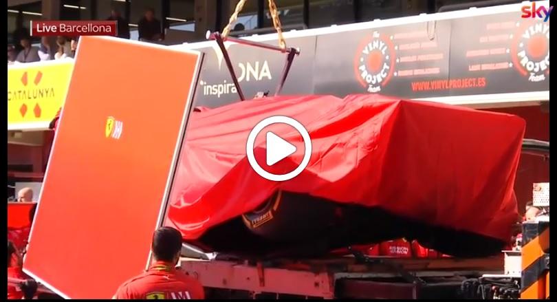 Formula 1 Test | Crash Vettel, gli ultimi aggiornamenti di Mara Sangiorgio da Barcellona [VIDEO]