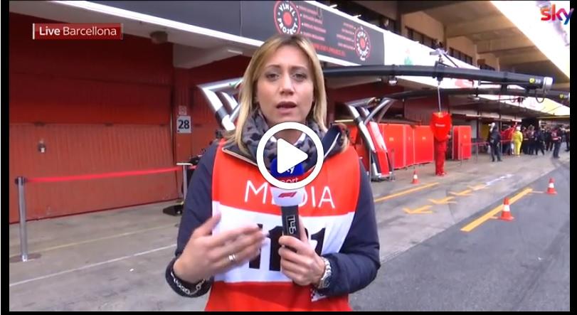 F1 Test | Ferrari, il punto sull'incidente di Sebastian Vettel e l'ipotesi della rottura del cerchio [VIDEO]