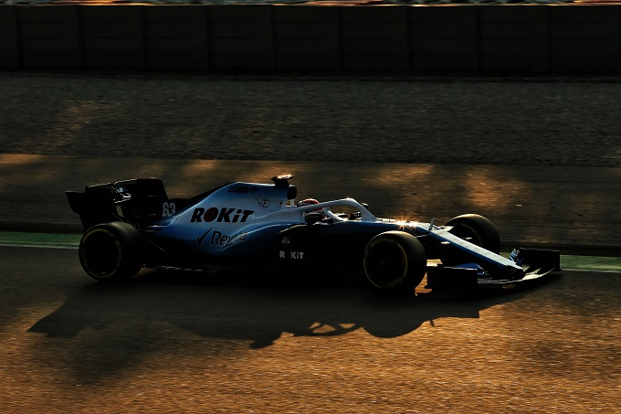 "Test F1 | Williams, Russell: ""È stato fantastico guidare la FW42"""