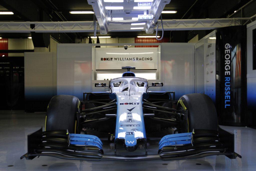 F1 Test   Williams, FW42 quasi pronta per l'esordio in pista a Barcellona