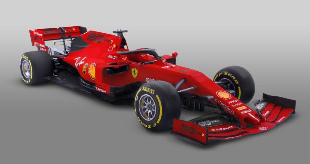 Formula 1 | Ferrari, Vettel e Leclerc in Australia con una nuova livrea celebrativa