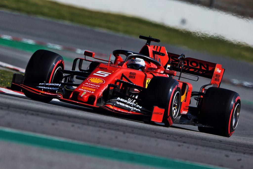 F1   E' la solita grande attesa: la Ferrari si gioca moltissimo, Vettel si gioca tutto
