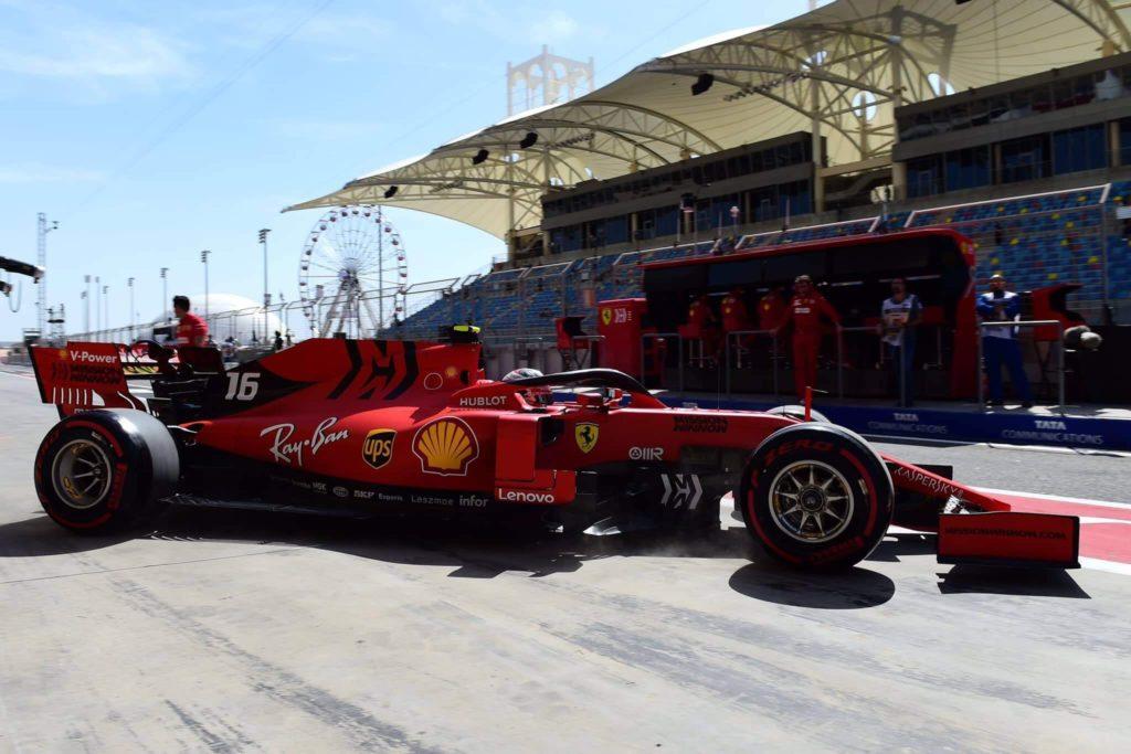 F1 | GP Bahrain, Leclerc precede Vettel nelle prime libere di Sakhir