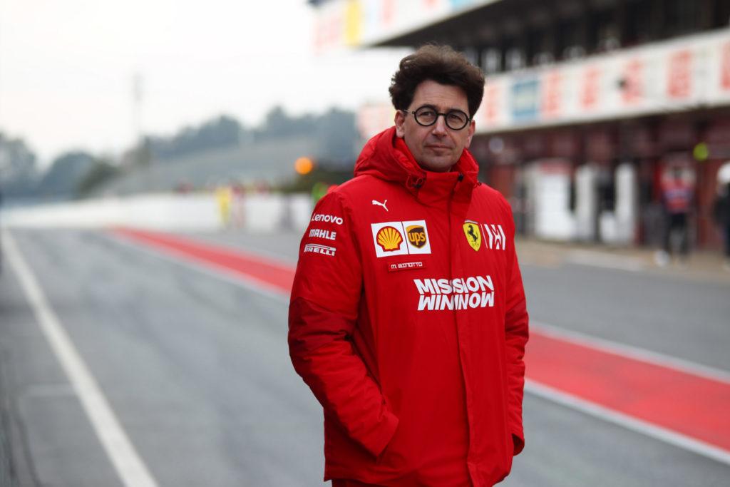 """F1   Ferrari, Binotto sulla gerarchia Vettel-Leclerc: """"I nostri piloti saranno liberi di combattere"""""""