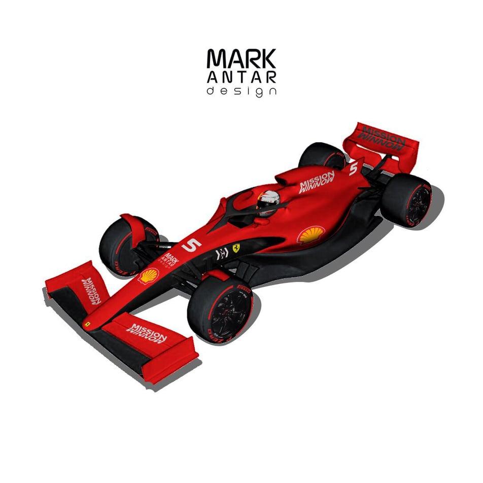 F1 | Iniziano a circolare i primi render sulle monoposto 2021