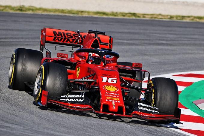 F1 2019: Vettel, la sua Ferrari SF90 si chiama Lina