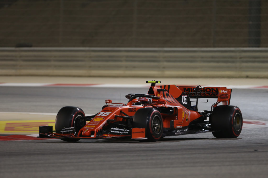 F1 | GP Bahrain, Charles Leclerc eletto 'Driver of the Day'