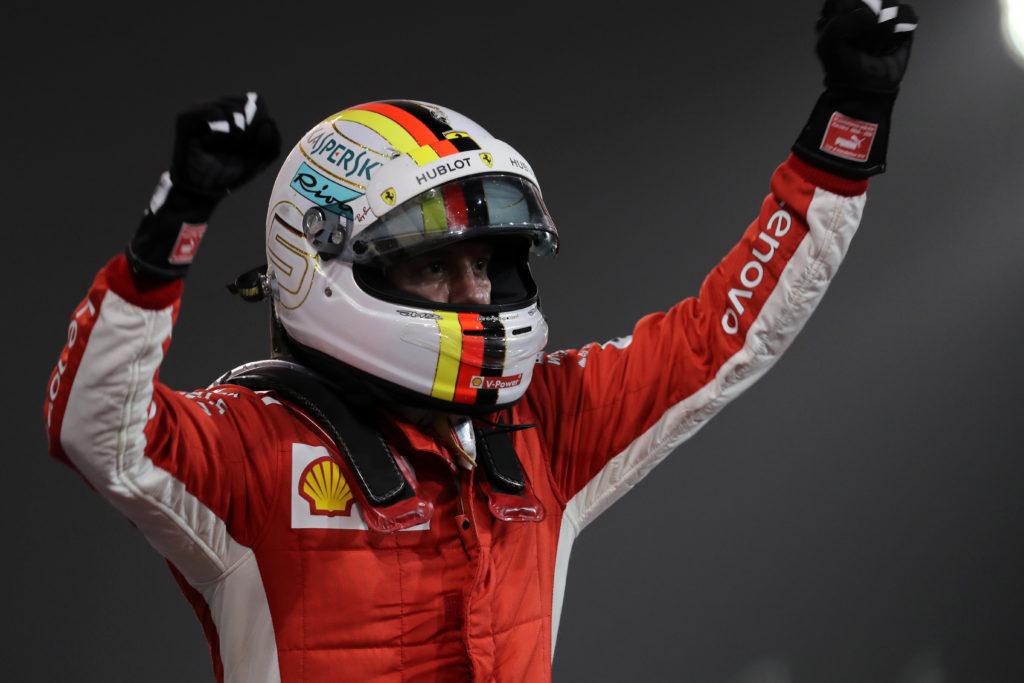 F1 | GP Bahrain, Ferrari e Sebastian Vettel primatisti di vittorie