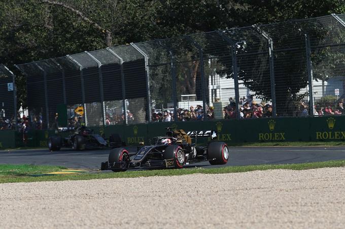 F1 | Haas, Grosjean e Magnussen si aspettano una VF19 molto competitiva anche in Bahrain