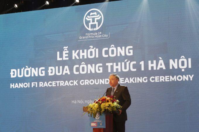 F1, Todt in Vietnam per l'inaugurazione del nuovo circuito
