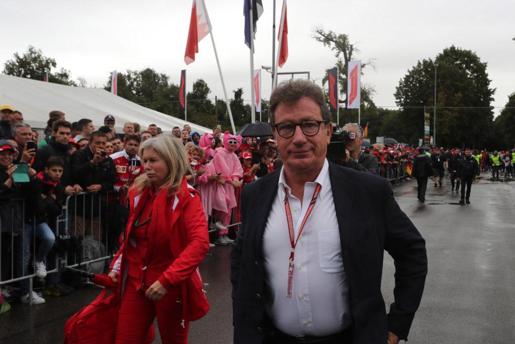 Ferrari, l'AD Camilleri: