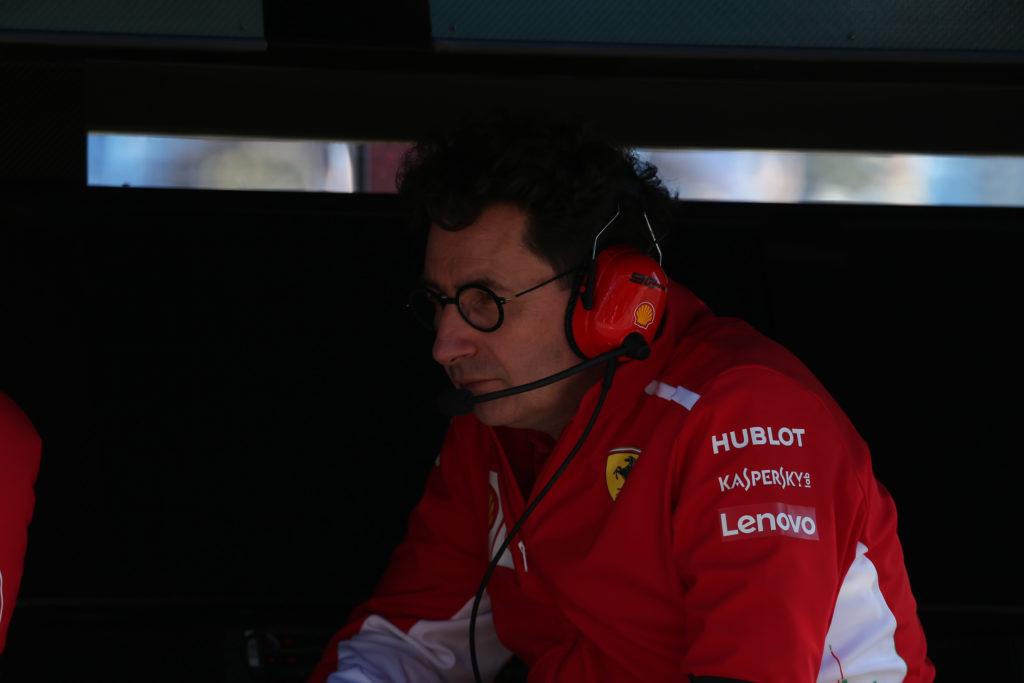 """F1   Ferrari, Binotto: """"I nostri sfidanti sono molto forti, ma dobbiamo concentrarci solo su noi stessi"""""""