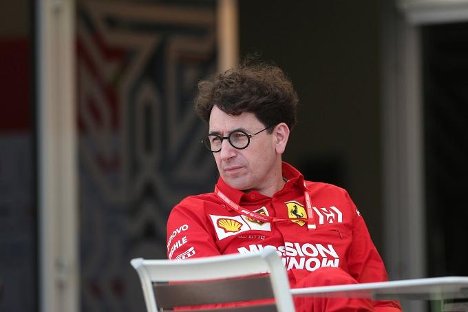 """F1   Ferrari, Binotto: """"Situazione migliore rispetto all'Australia, ma i nostri avversari sono molto forti"""" [VIDEO]"""