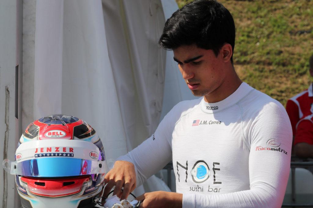 F1 | L'Alfa Romeo Racing ha ingaggiato Juan Manuel Correa come pilota di sviluppo