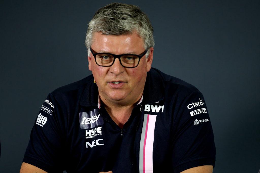 "F1 | Racing Point, Otmar Szafnauer: ""Dobbiamo essere costanti e conquistare altri punti già dal Bahrain"""