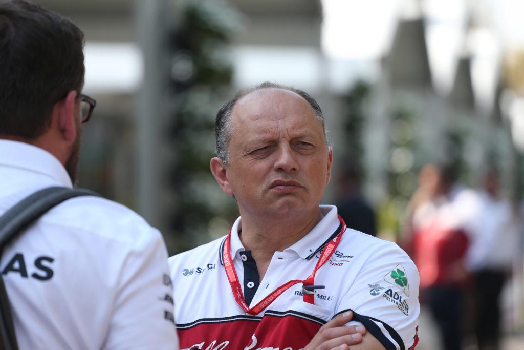 """F1   Alfa Romeo Racing, Vasseur: """"Ottimo esordio, in Bahrain vogliamo fare di più"""""""