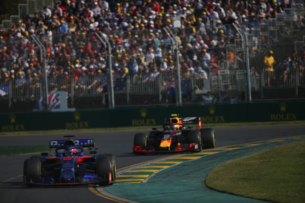 """F1   Toro Rosso, Kvyat: """"La stagione è iniziata bene, possiamo giocarcela con i nostri avversari"""""""