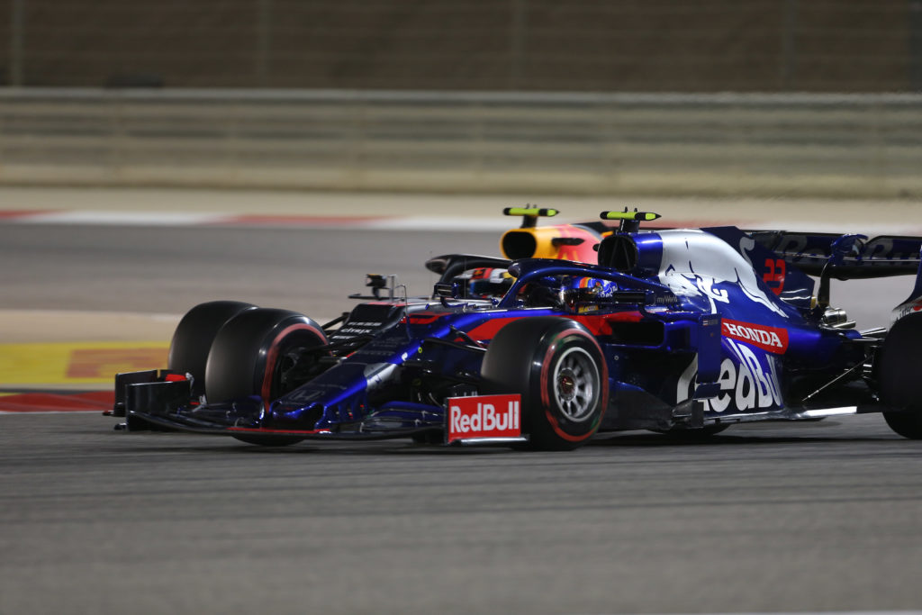 F1 | Toro Rosso, primi punti iridati per Albon in Bahrain