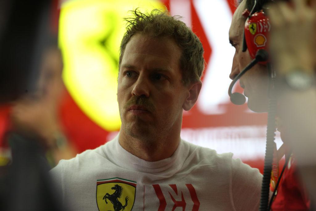 """F1   Ferrari, Vettel sul team order nel GP d'Australia: """"Nessun caso, dovevamo preservare il carburante"""""""