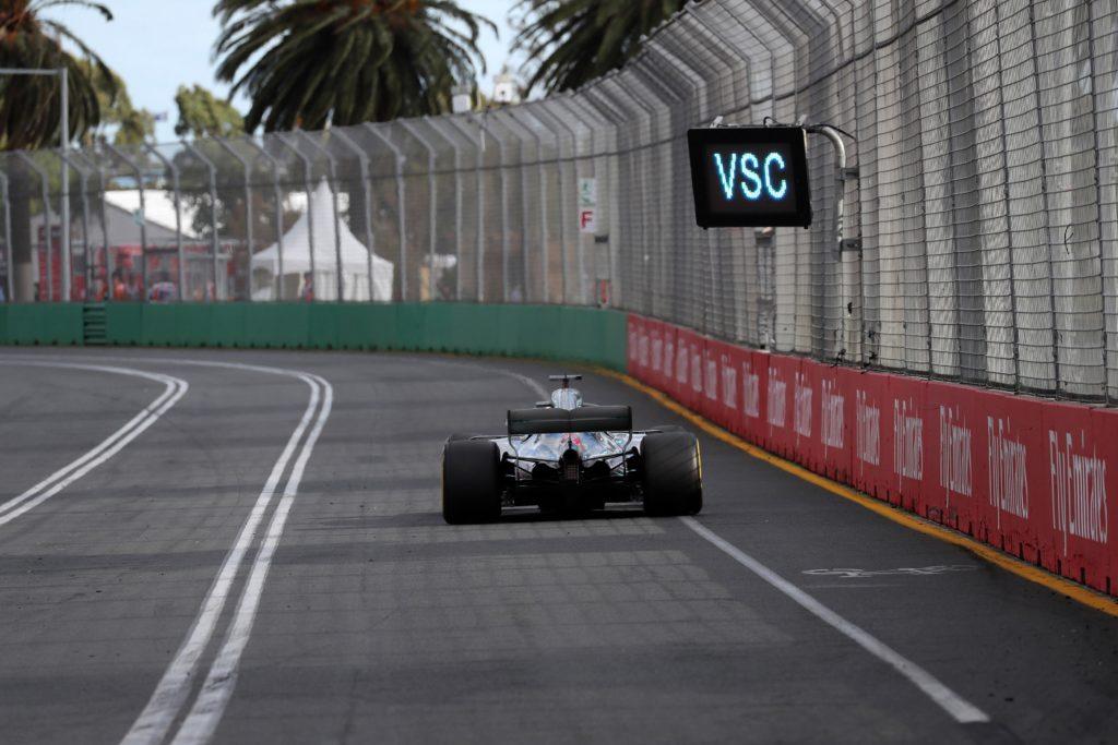 F1   Confermate le zone DRS per il prossimo Gran Premio d'Australia