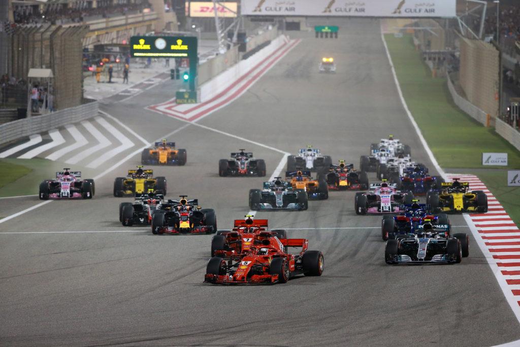Formula 1   Gli orari in differita del Gran Premio del Bahrain su TV8