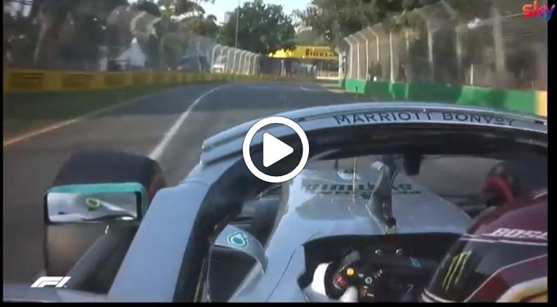 F1 | GP Australia, Hamilton mostruoso a Melbourne: il giro della pole position [VIDEO]
