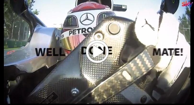 F1 | GP Australia, gli scatti più significativi del sabato di Lewis Hamilton [VIDEO]
